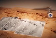 На Марс отправят мини-вертолет NASA (видео)