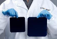 Самые мощные солнечные панели (415 Вт) для домашних СЭС выпустила в продажу SunPower
