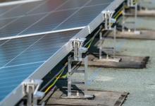 Новая технология установки солнечных панелей на основания из бетона, металла и дерева