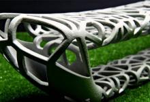 Первый в мире 3D-печатный мост из армированного бетона возводят в Голландии