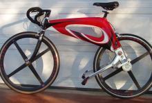 Рычажный велосипед без цепи NuBike вышел на Kickstarter (видео)