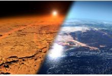 Искусственный магнитный щит сделает Марс пригодным для жизни