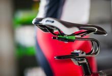 Украинцы представили амортизатор для велосипедного седла на Kickstarter и собрали 100% суммы за два дня