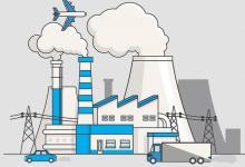 Прорывная технология позволит улавливать CO2 прямо из стратосферы (видео)