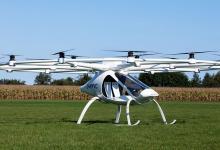 Daimler вложил $30 млн в летающее такси Volocopter