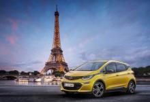 Ampera-e: Opel представит новый серийный электромобиль в Париже (видео)
