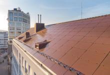 Цветная солнечная крыша из «невидимых» модулей 3S Solar Plus