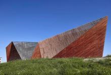 Биоэлектростанция Powerbarn стала архитектурной достопримечательностью северной Италии