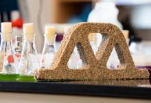 Строить дома будут бактерии. Как ученые превратили клетки в микрофабрики по производству материалов