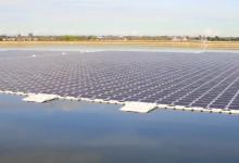 «Солнечные острова» помогут Нидерландам бороться с повышением уровня воды