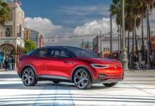 Электромобиль VW ID CROZZ получит цену дешевле $40 000