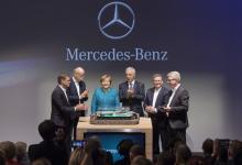 Daimler показал собственную «Гигафабрику» по производству батарей для электромобилей