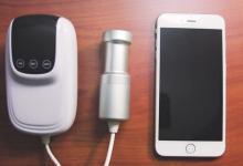 Ультразвуковая стиральная машинка размером со смартфон собрала $2 млн на Indiegogo