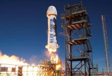 Первый билет на космическое путешествие на ракете Blue Origin куплен за $28 млн