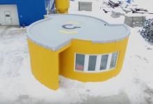 Apis Cor: как за сутки напечатать дом на 3D-принтере за $10 тыс (видео)