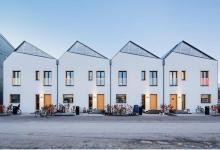 Модульные дома, специально спроектированные под солнечные панели
