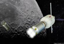 Частные космические станции будут летать вокруг Луны к 2020 году