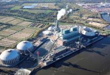 Инновационное хранилище тепла построят под Гамбургом