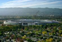 Видео: инновационная штаб-квартира Apple Park откроется в апреле