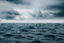 На выходные ветер обеспечил 25% потребностей Европы в электричестве