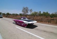 Стартовало солнечное ралли на электромобилях по Австралии (видео)