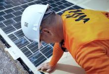 В области солнечной энергетики создается рекордное количество новых рабочих мест