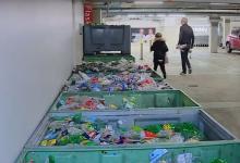 Как люди добровольно сортируют мусор. Пример датской семьи (видео)