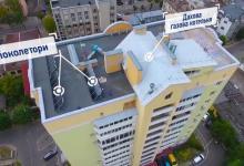 Как солнечными коллекторами снабдить теплом 10-этажный дом знают в Ровно (видео)