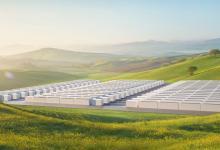 Новое гигантское энергохранилище Tesla Megapack будет вмещать 1.2 ГВт*ч