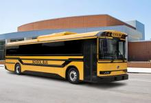 Школьный электробус BYD обеспечит классы электроэнергией