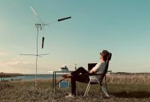 Переносной ветрогенератор Wind Catcher весит 10 кг и устанавливается за 15 минут