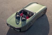 Aura – классический британский родстер переосмыслен для эпохи электромобилей