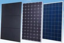 Какие солнечные панели лучше: монокристаллические, поликристаллические или тонкопленочные