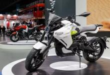 Китайский электромотоцикл Voge ER10 добрался до Европы