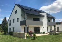 Трио из солнечных панелей, домашней батареи и теплового насоса уменьшают расходы на отопление в 10 раз
