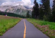 Самая длинная в мире «зеленая» дорога откроется в Канаде