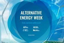 Alternative Energy Week - Тиждень альтернативної енергетики