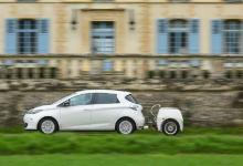 Повербанк для электромобиля: как увеличить запас хода с помощью прицепа-аккумулятора знает EP Tender