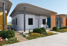 Строительные 3D-принтеры ICON будут возводить бюджетное жилье для малоимущих в Латинской Америке