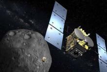 Впервые в истории космоса: зонд Хаябуса-2 атаковал астероид