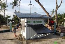 Автономный контейнер обеспечит энергией солнца и чистой водой отдаленные деревни