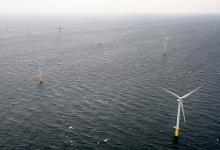 Mitsubishi будет строить мощные ветроэлектростанции в Северном Море