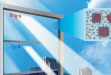Новые умные окна послужат в роли кондиционеров