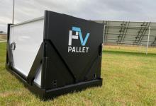 Безопасность и экологичность перевозки солнечных панелей увеличат пластиковые поддоны PVpallet
