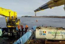 Первая приливная турбина Nova Innovation запущена в Шотландии