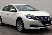 Китайский электрокар Nissan Sylphy EV получил внешность Leaf 2018