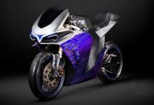 Электрический мотоцикл Emula имитирует классическую езду на ДВС