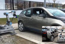 Видео: как робот заряжает электромобили. Новая разработка австрийских ученых