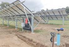 Водяные насосы на солнечной энергии помогают экономить