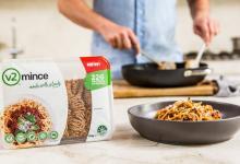 Растительное «мясо» v2food будет продаваться в Европе